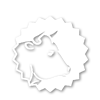 Cow Seal Icon